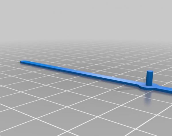 迷你仪表盘挂钟模型 3D模型  图11