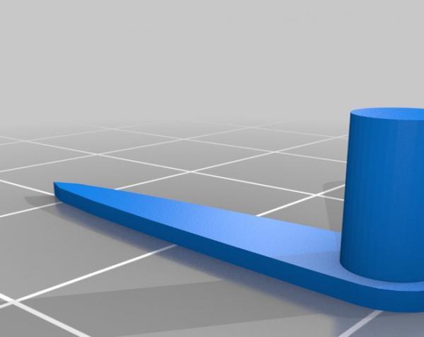 迷你仪表盘挂钟模型 3D模型  图9