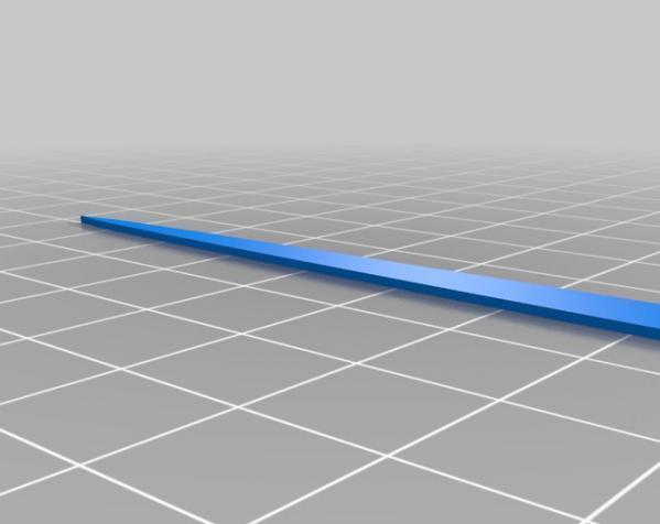 迷你仪表盘挂钟模型 3D模型  图12