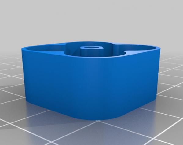 定制化电池盒模型 3D模型  图2