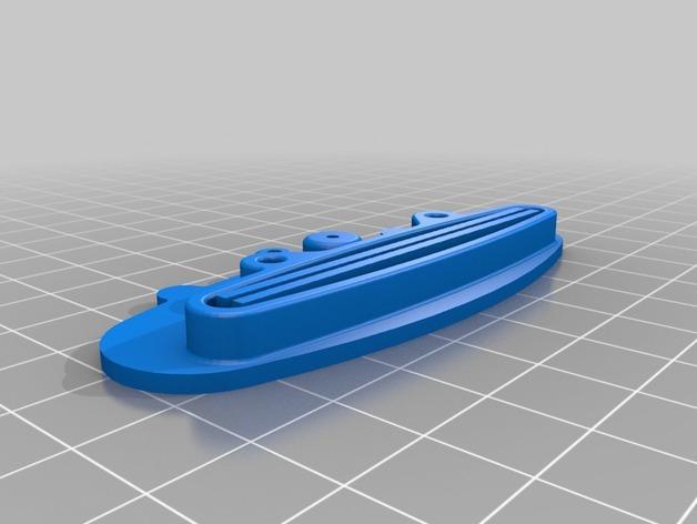 动物性牙膏挤出机模型 3D模型  图4