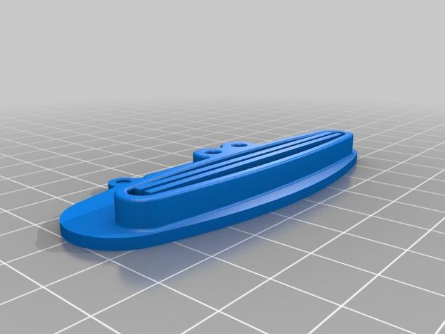 动物性牙膏挤出机模型 3D模型  图5