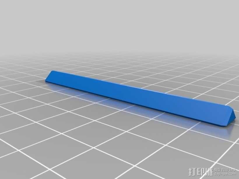 办公用品整理装置 3D模型  图9