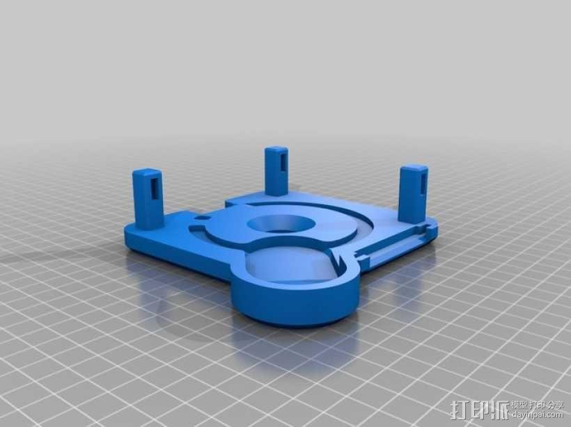 迷你糖果机模型 3D模型  图6