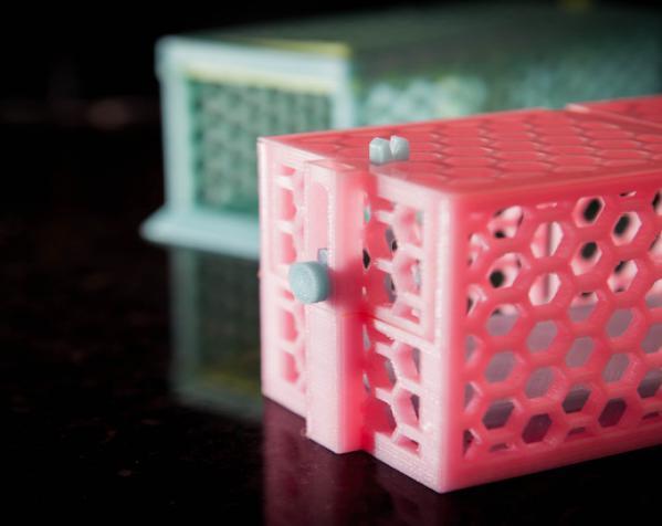 迷你捕鼠器模型 3D模型  图9