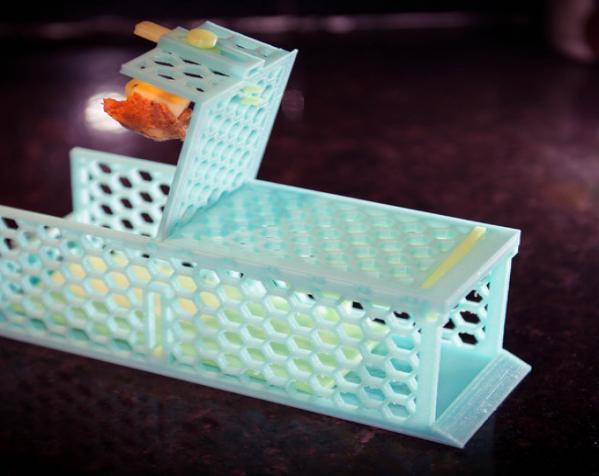 迷你捕鼠器模型 3D模型  图10