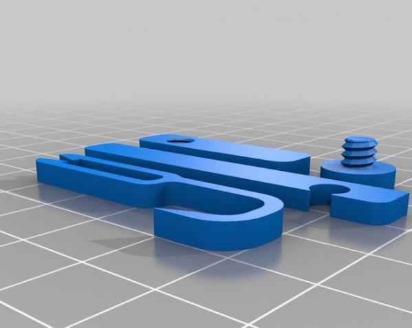迷你捕鼠器模型 3D模型  图15