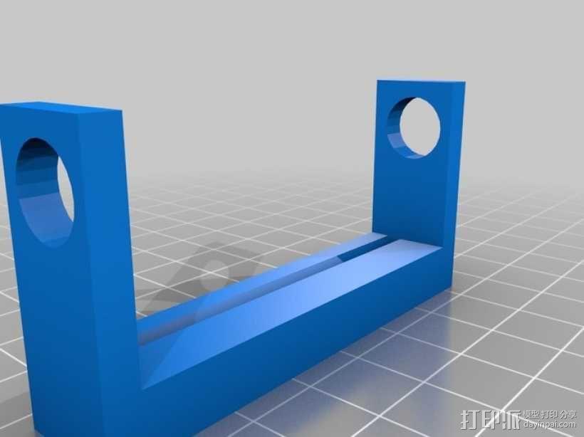 管状物品挤出装置 3D模型  图7