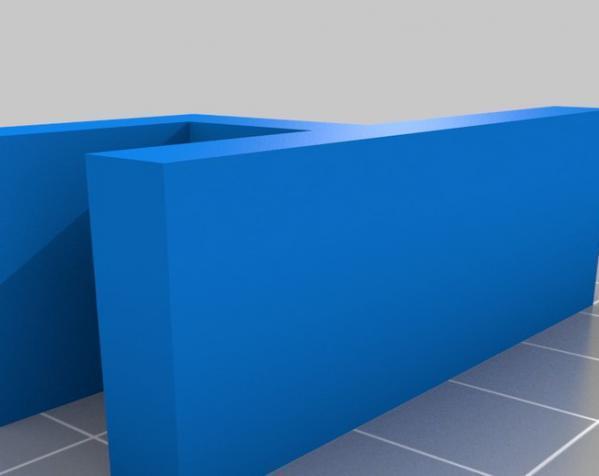 迷你座椅模型 3D模型  图1