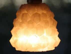 迷你几何形灯罩模型02 3D模型