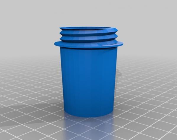 迷你捣蒜器模型 3D模型  图5