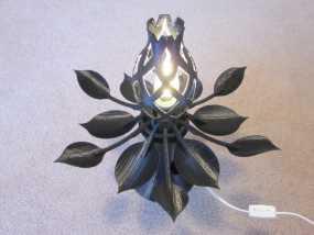 花形灯罩模型 3D模型