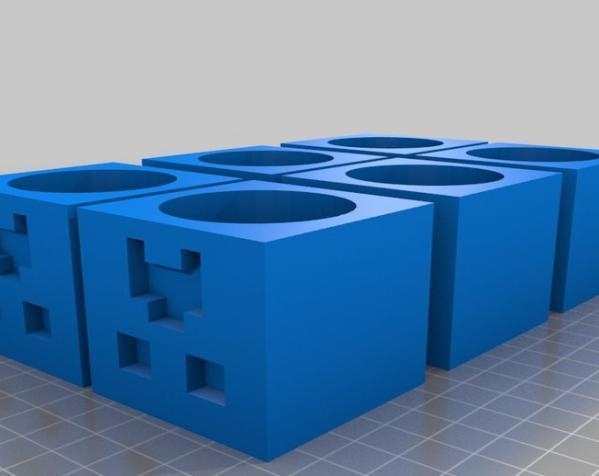 爬行者灯具模型 3D模型  图3