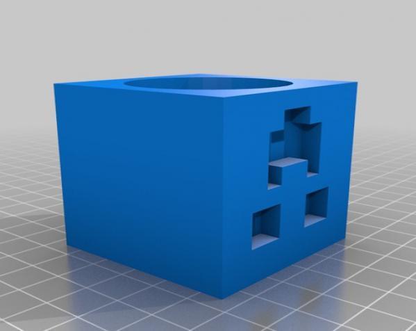 爬行者灯具模型 3D模型  图4