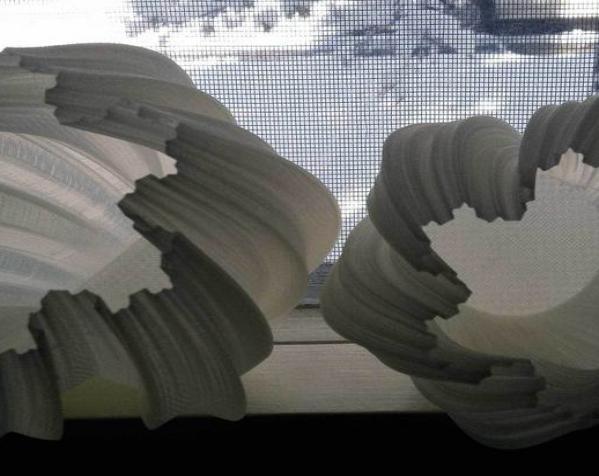 不规则六边形花瓶模型 3D模型  图6