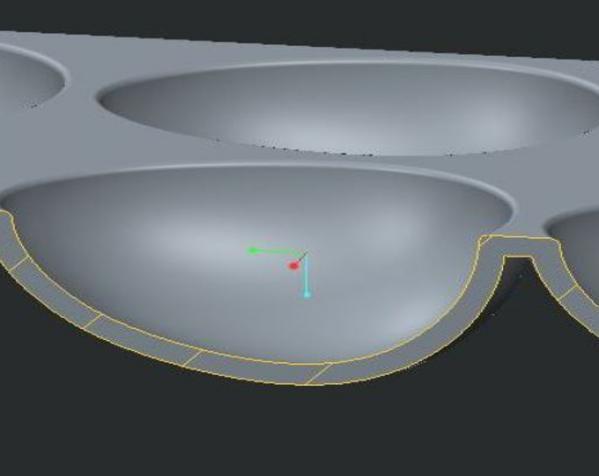 鸡蛋托盘模型 3D模型  图4