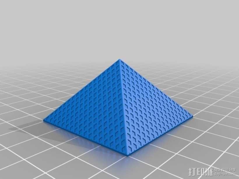 巴黎著名的建筑 3D模型  图7