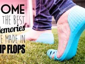 recreus凉鞋 3D模型