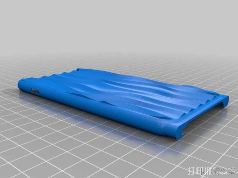 iphone6 手机外壳 3D模型  图2