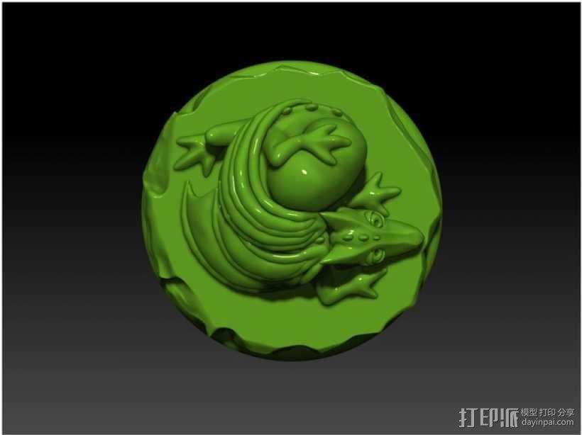 怪兽宠物情人节 3D模型  图5