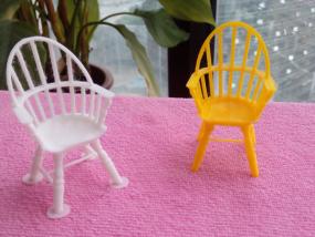 椅子 3D打印制作