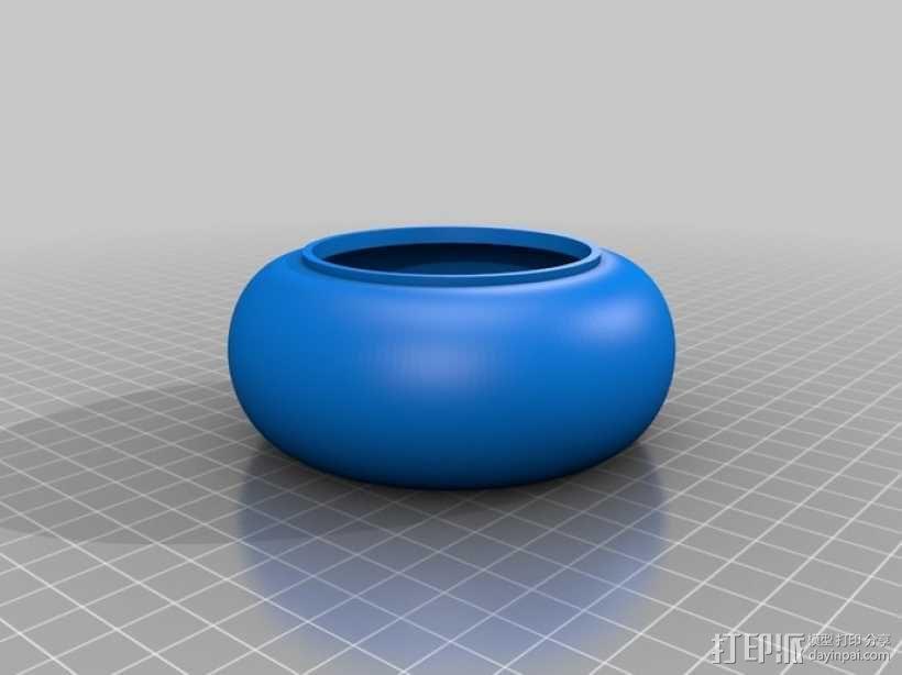 个性化礼物盒模型 3D模型  图2