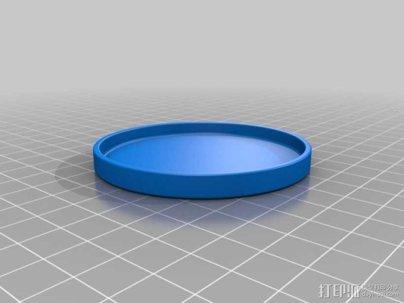 个性化礼物盒模型 3D模型  图5