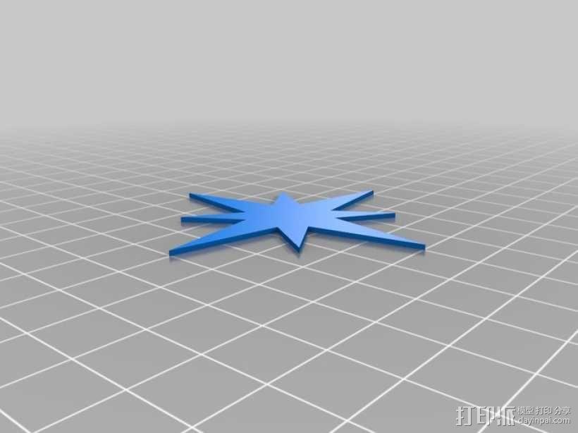 个性化礼物盒模型 3D模型  图7