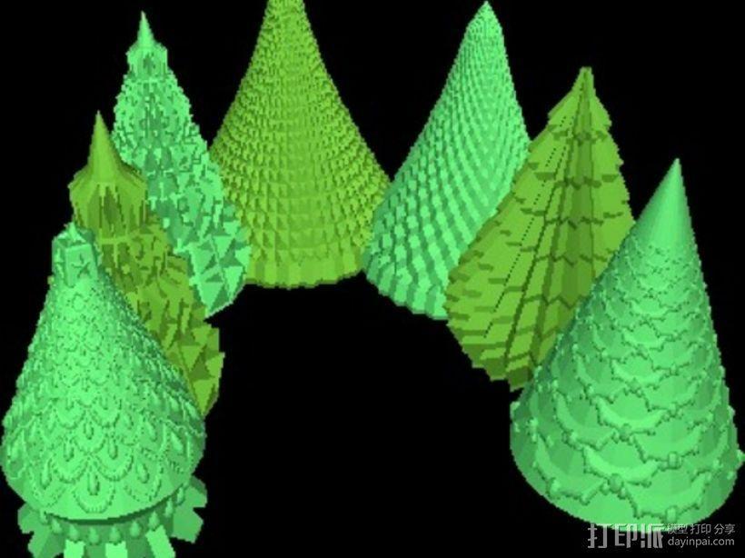 圣诞树模型01 3D模型  图20
