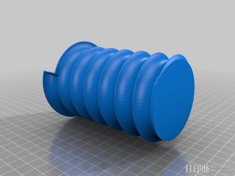 个性化花盆模型 3D模型  图3