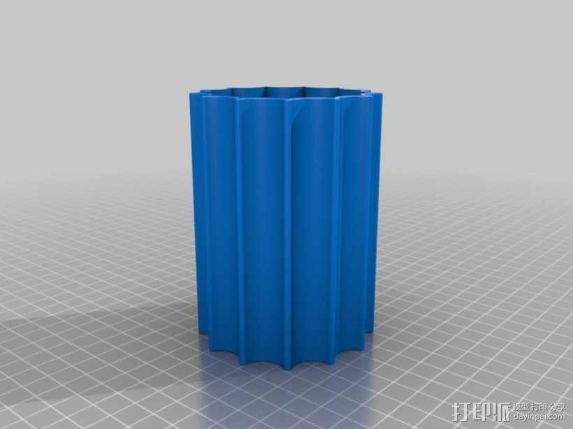 个性化花盆模型 3D模型  图4