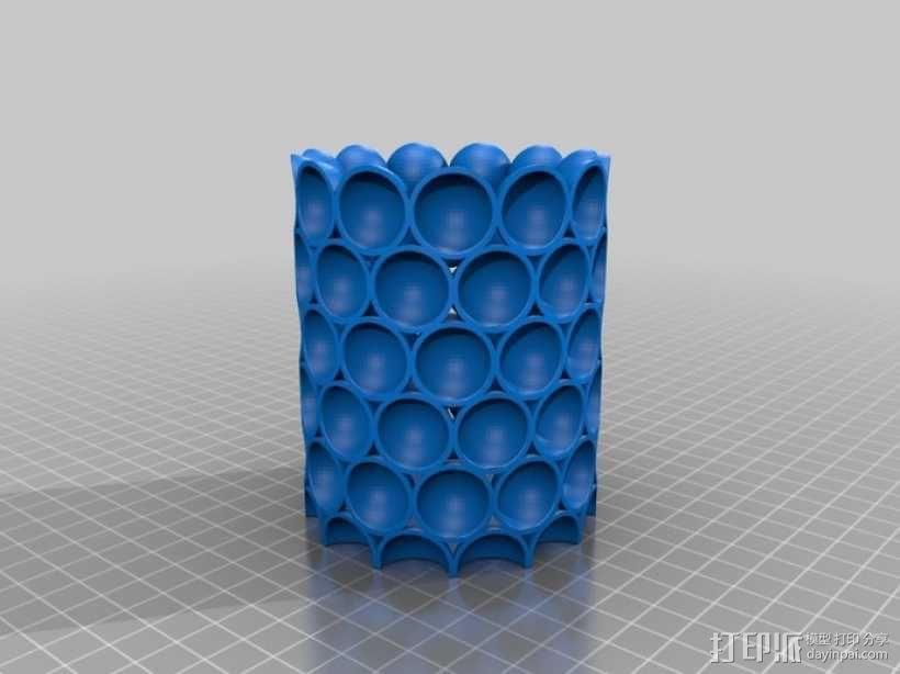 个性化花盆模型 3D模型  图5