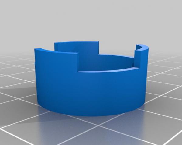铅笔卷笔刀模型 3D模型  图2