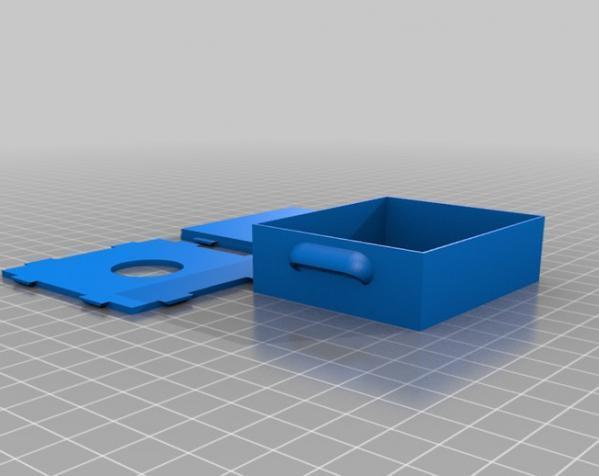 铅笔卷笔刀模型 3D模型  图12