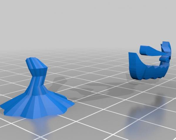 迷你南瓜灯模型 3D模型  图4