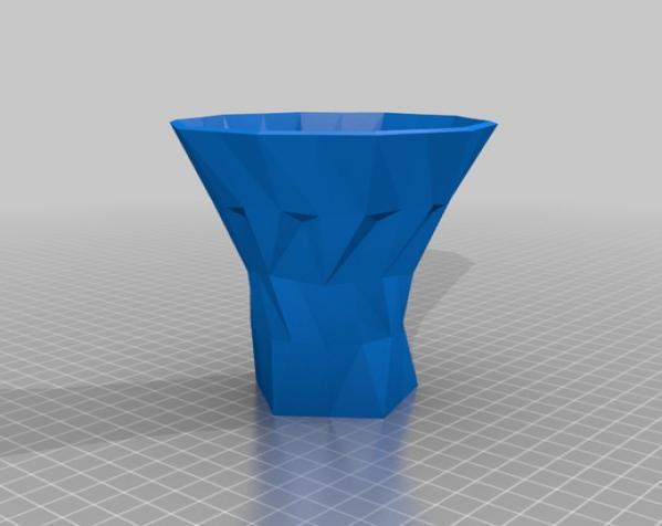 经典灯罩模型 3D模型  图1