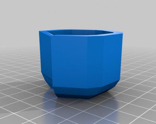 数字化玫瑰模型 3D模型  图3