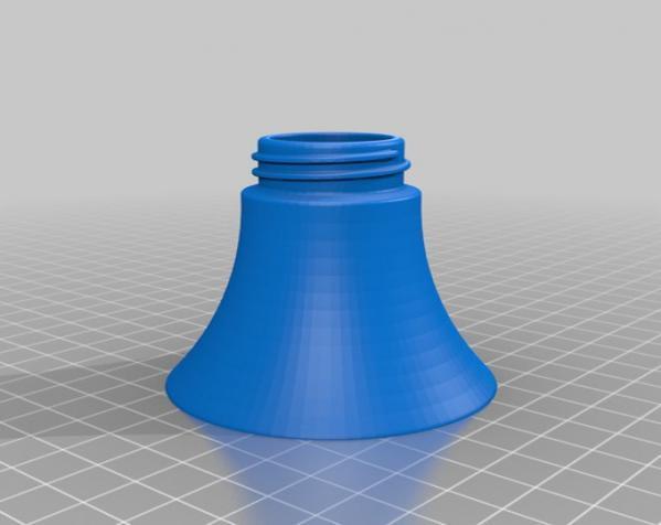 迷你调味品模型 3D模型  图4