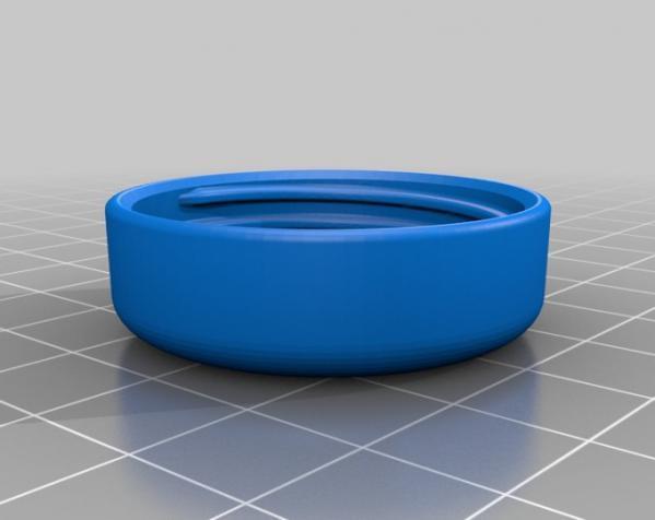 迷你调味品模型 3D模型  图9