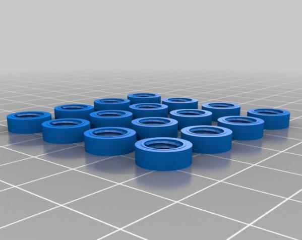 装饰性花园栅栏模型 3D模型  图2