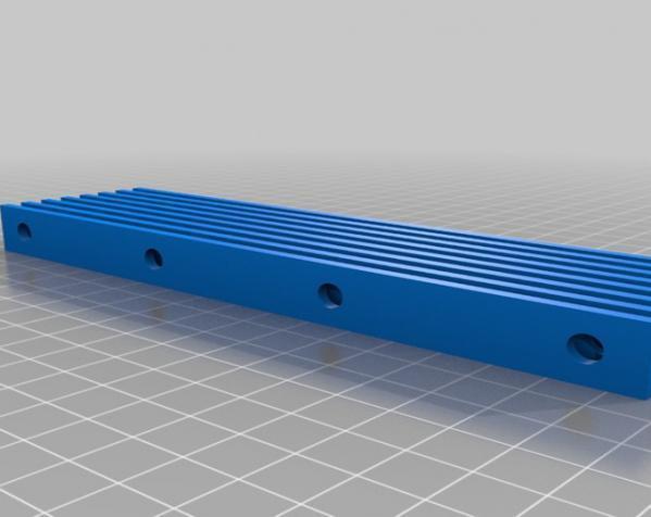 装饰性花园栅栏模型 3D模型  图7