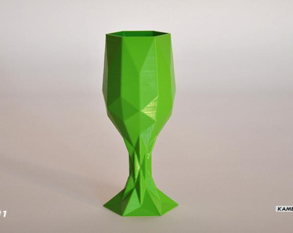 香槟酒杯#1 3D模型  图3