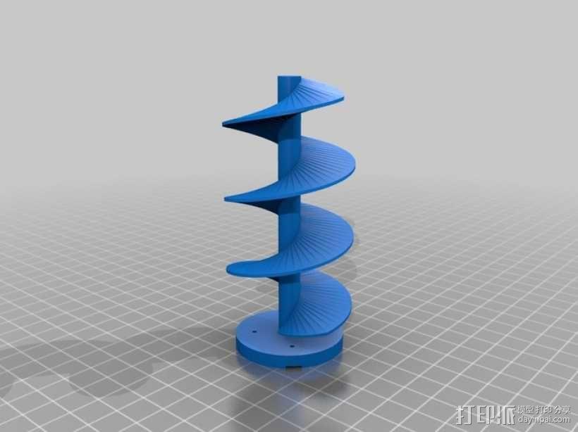 自动化喂猫机模型 3D模型  图7