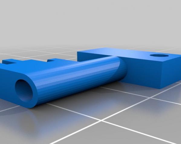 3D打印挂锁模型 3D模型  图8