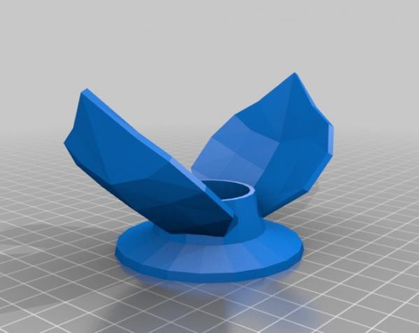 迷你玫瑰花模型 3D模型  图2
