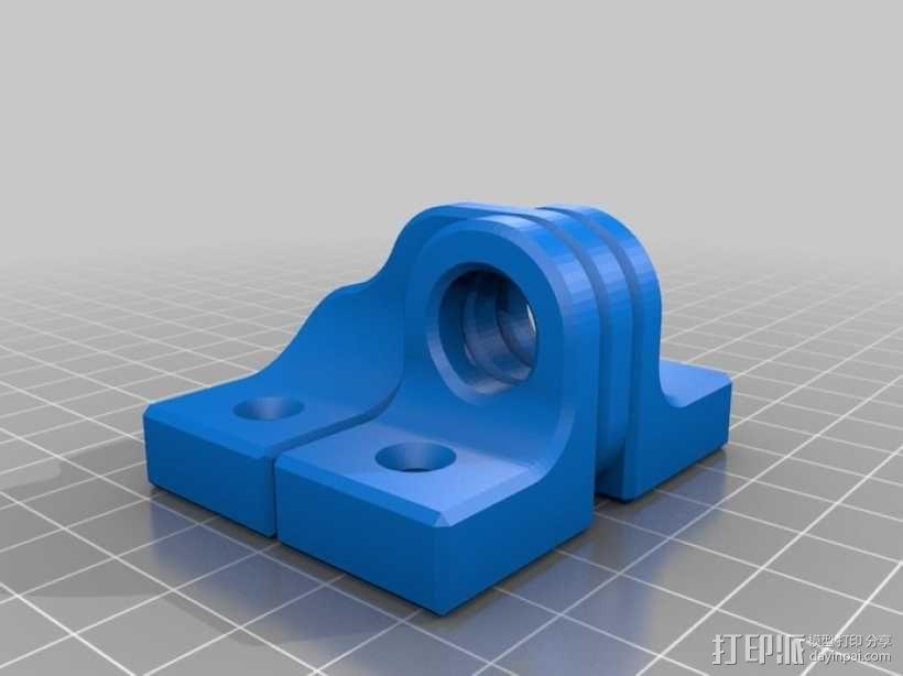 迷你锁装置套件 3D模型  图5