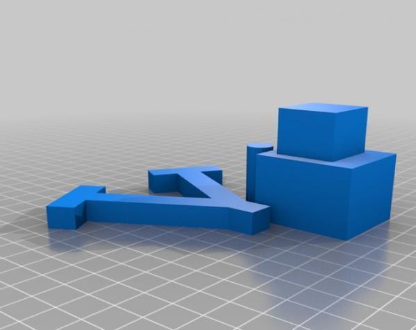 骷髅头形多功能盒模型 3D模型  图9