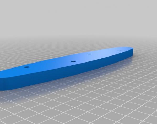 玻璃杯底座模型 3D模型  图2