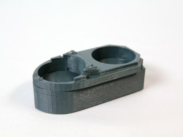 玻璃杯底座模型 3D模型  图11