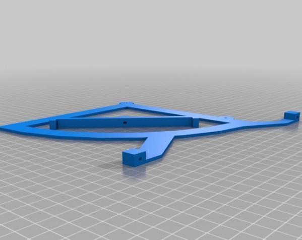 古典风格的信件磅秤模型 3D模型  图7